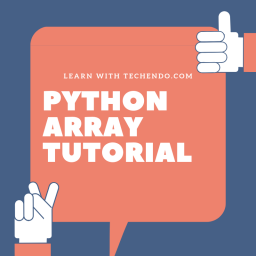 Python Array Tutorial