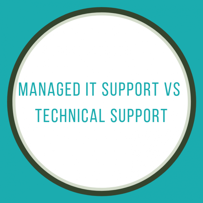 Managed IT Support vs Technical Support: What Is The Difference?